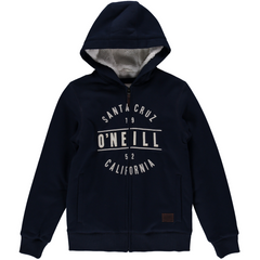 Kids Single Stone Colorblock Crew Navy