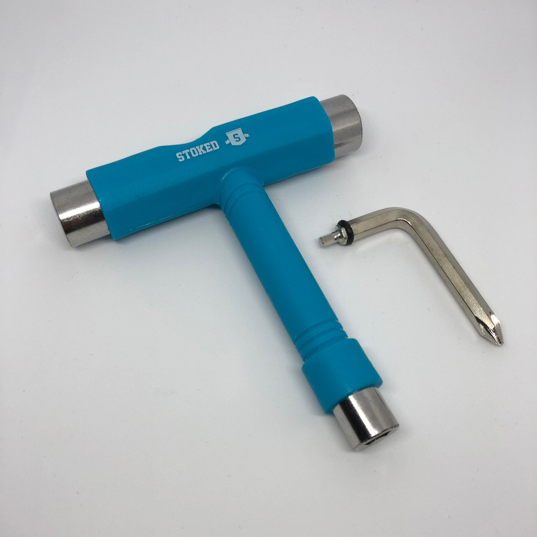Stoked Classic T Tool Blue