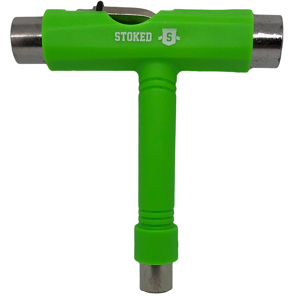 Stoked Classic T Tool Green