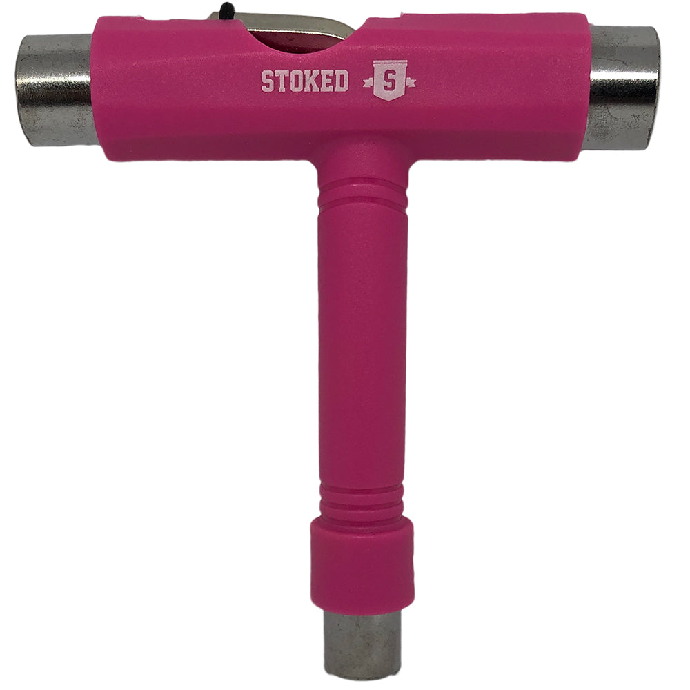 Stoked Classic T Tool Pink