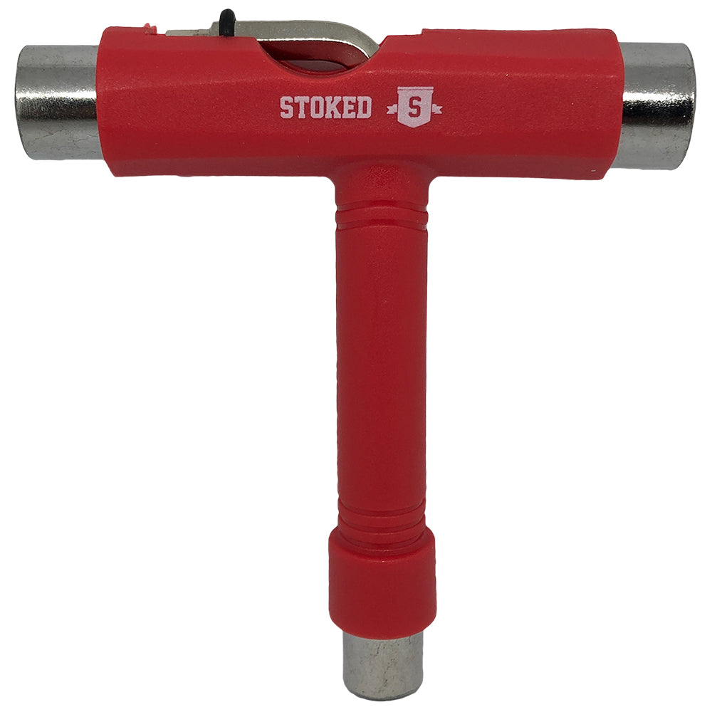 Stoked Classic T Tool Red