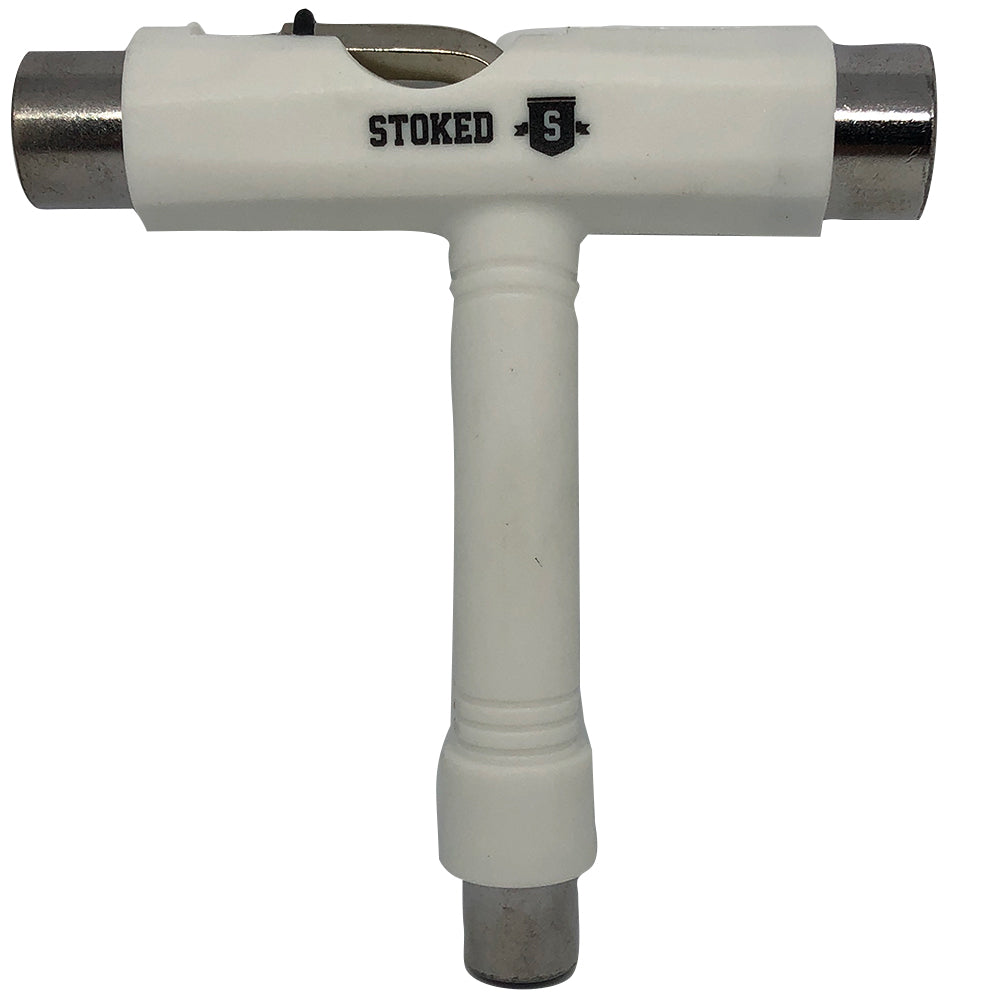 Stoked Classic T Tool White