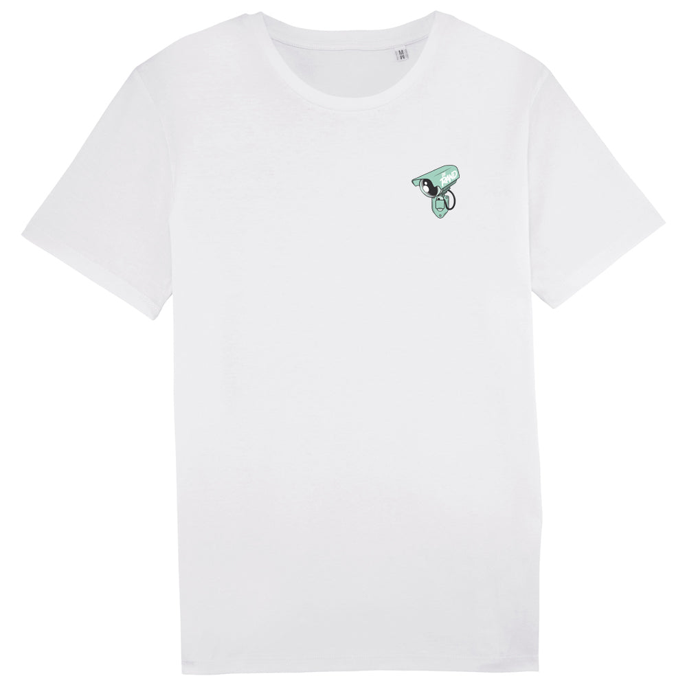 Stoked x De Rand Nightshop white t-shirt