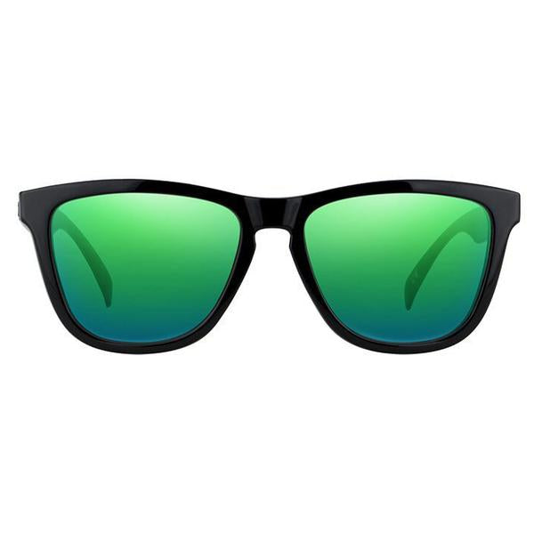 Hudson Polarized Black/Green