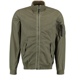 PM Utility Jacket Green AOP