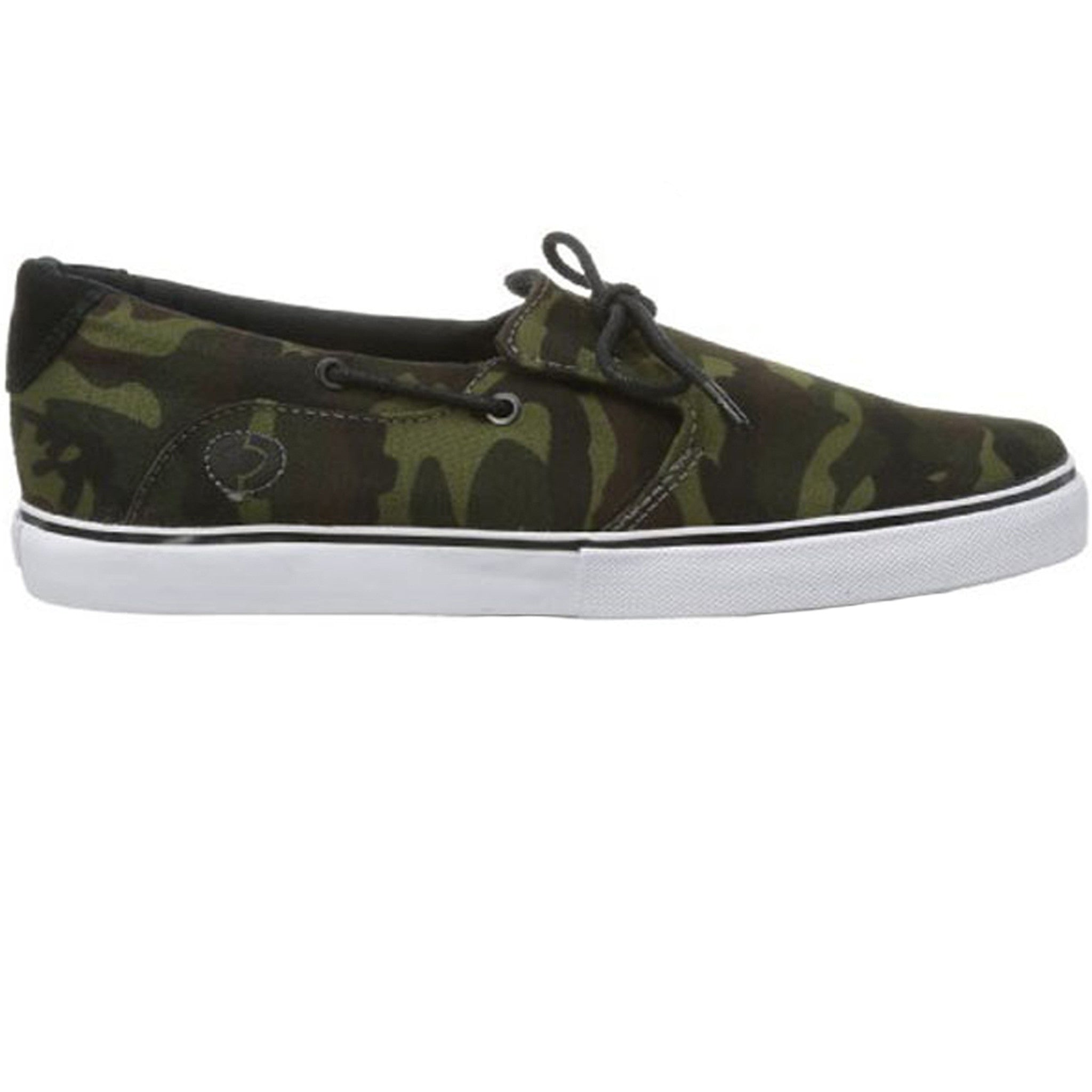 Ace - Black/Woodland Camo - Stoked Boardshop