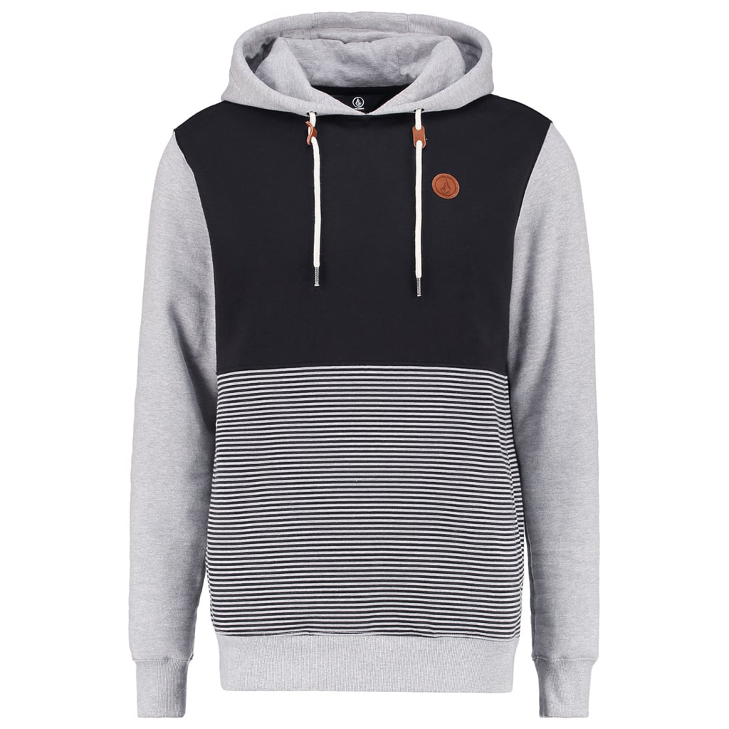Threezy Pullover Heather Grey - Stoked Boardshop