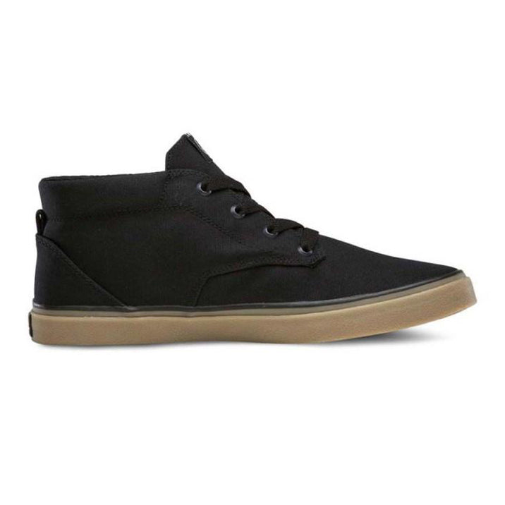 Draw Mid Shoe Black