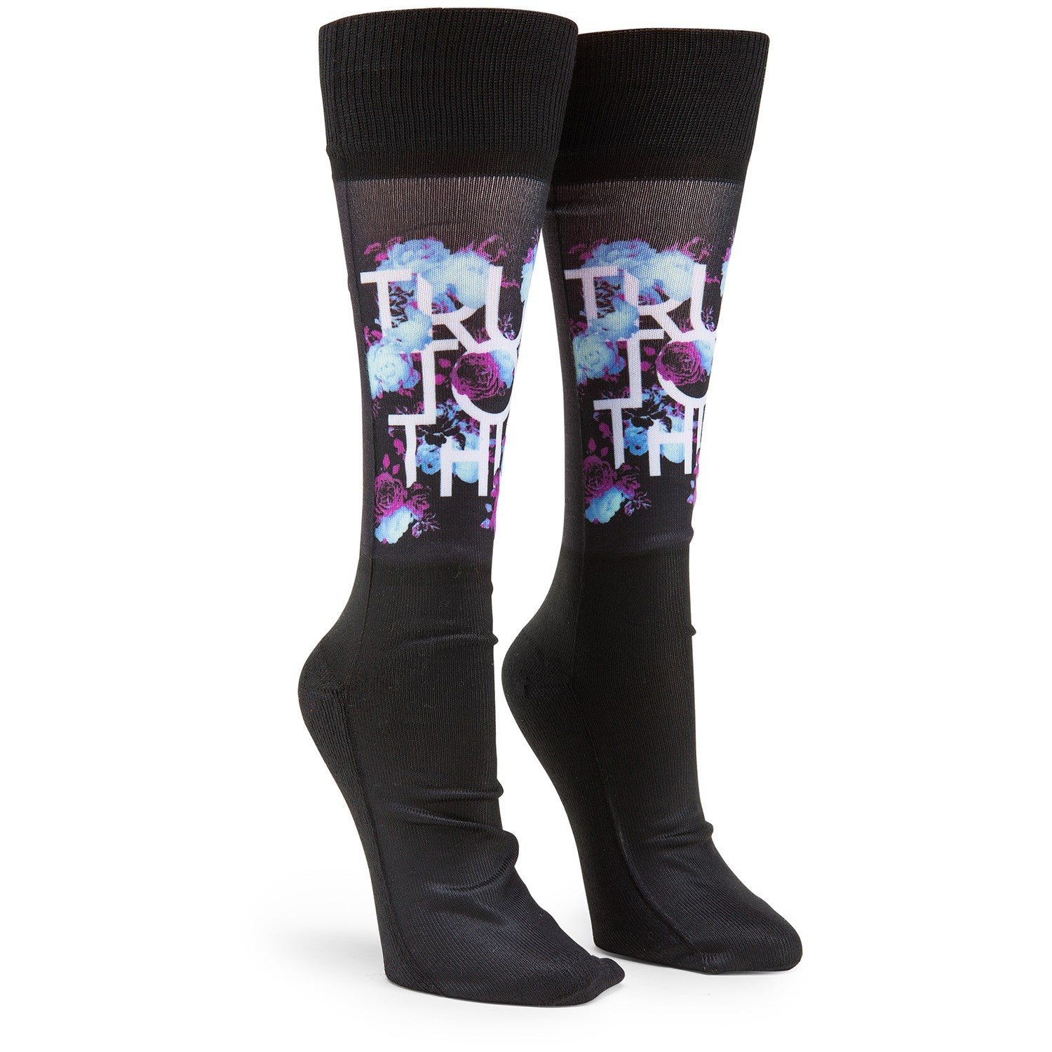 Womens TTT Sock Black