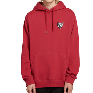Shoots Pullover Burgundy