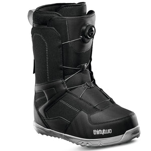 Womens Shifty Boa boot Black