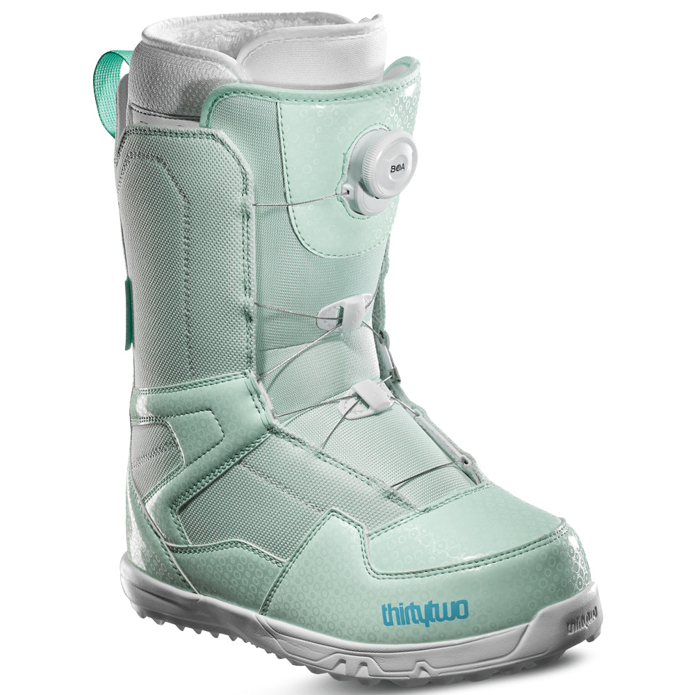 Womens Shifty Boa boot Mint