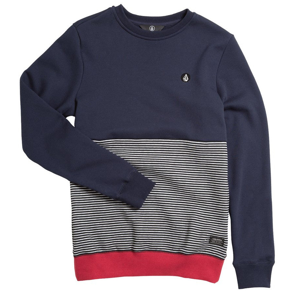 Youth Forzee Pullover Navy