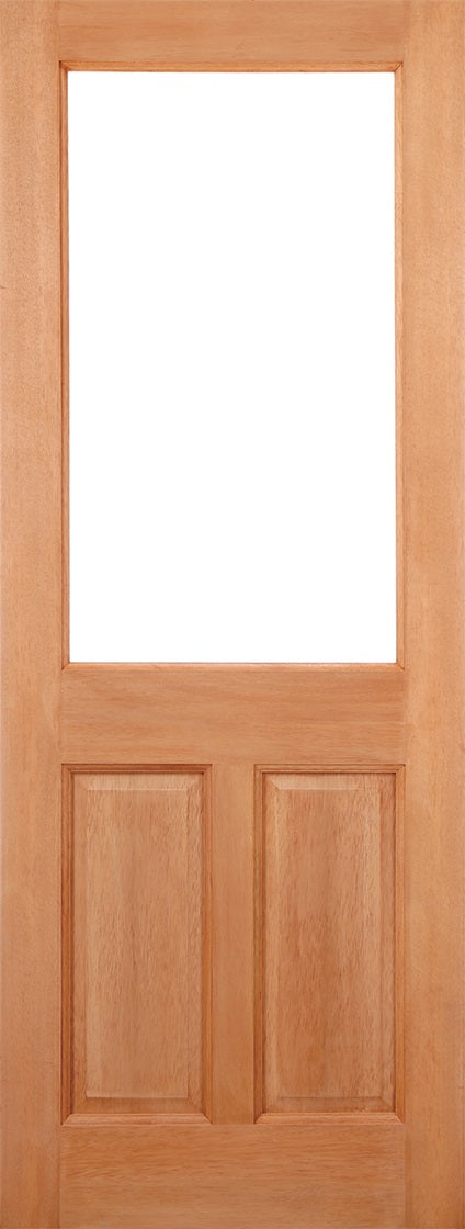 Estate Hardwood MT Leaded Double Glazed