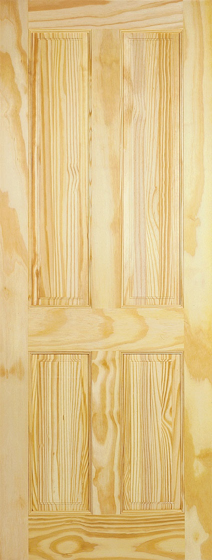 Idaho 3 Panel Oak Shaker Unfinished