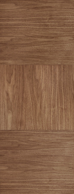 Tres Prefinished Walnut Internal Door