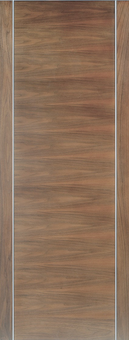 Alcaraz prefinished walnut internal door