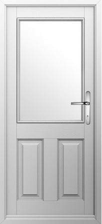 Roma Glazed Door & Frame