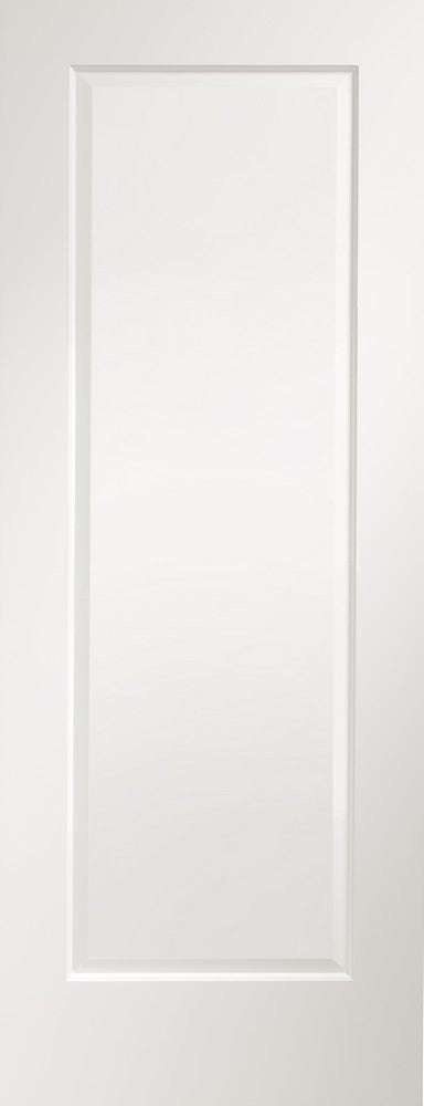 Cesena prefished white fire door