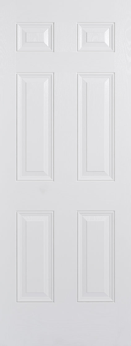 Colonial External white composite door