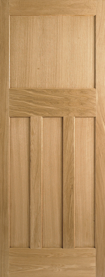 DX 30 internal oak fire door