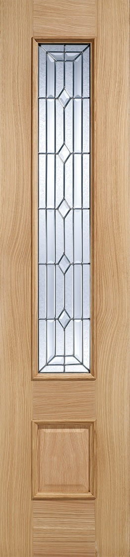 Empress oak sidelight