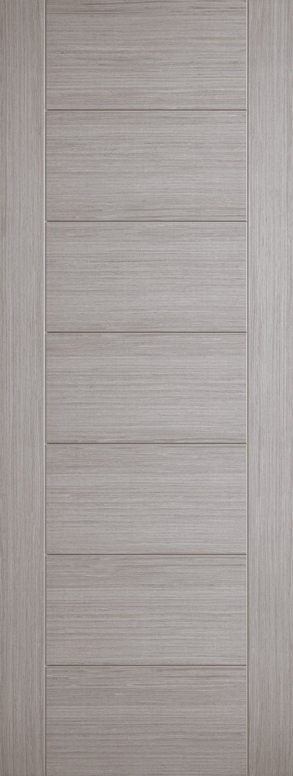 Arnhem 2 Panel Grey Primed Fire Door