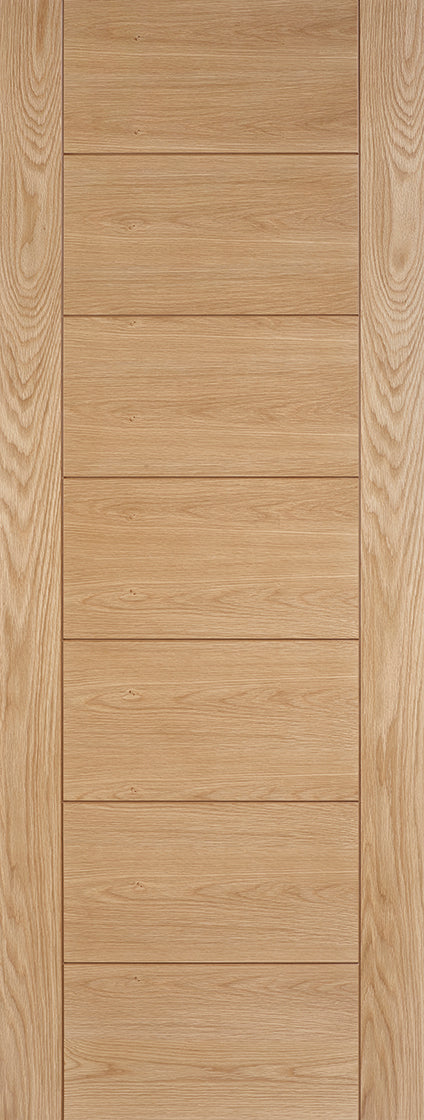 Hampshire prefinished oak internal door