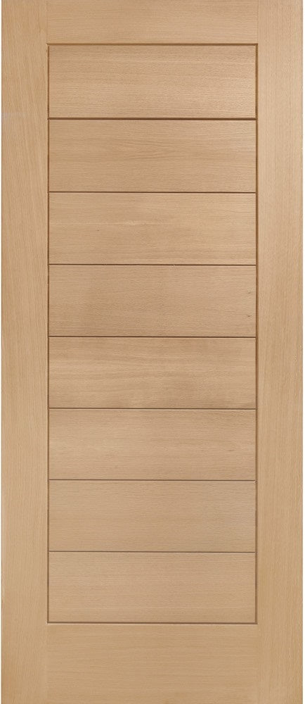 Modena External Oak door MT Prefinished