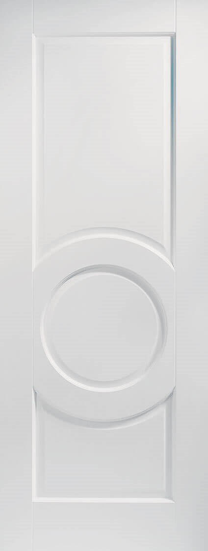 Montpelier white primed fire door