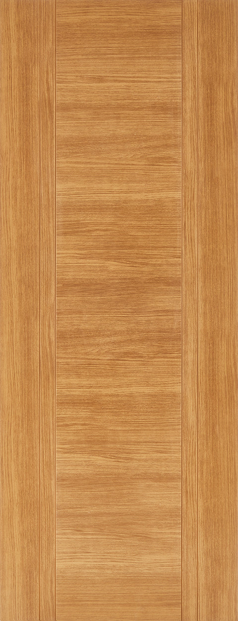 Ottowa oak laminate internal door.