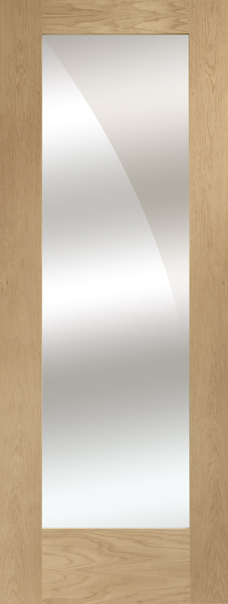 Pattern 10 internal oak mirror door.