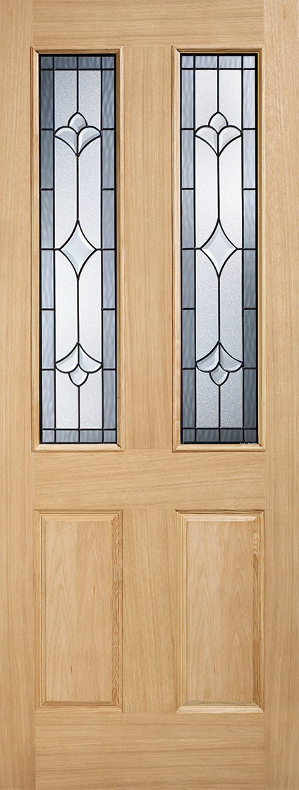 Salisbury oak double glazed