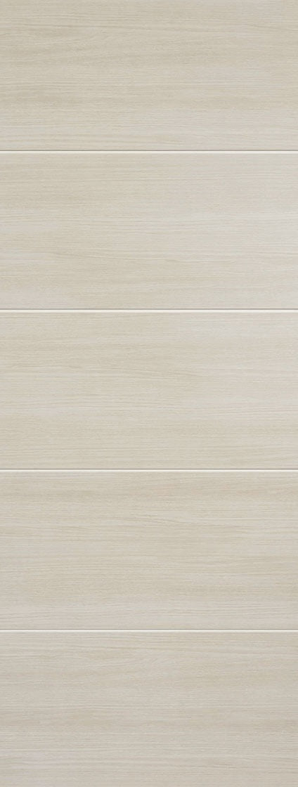 Santandor Ivory laminate internal door.