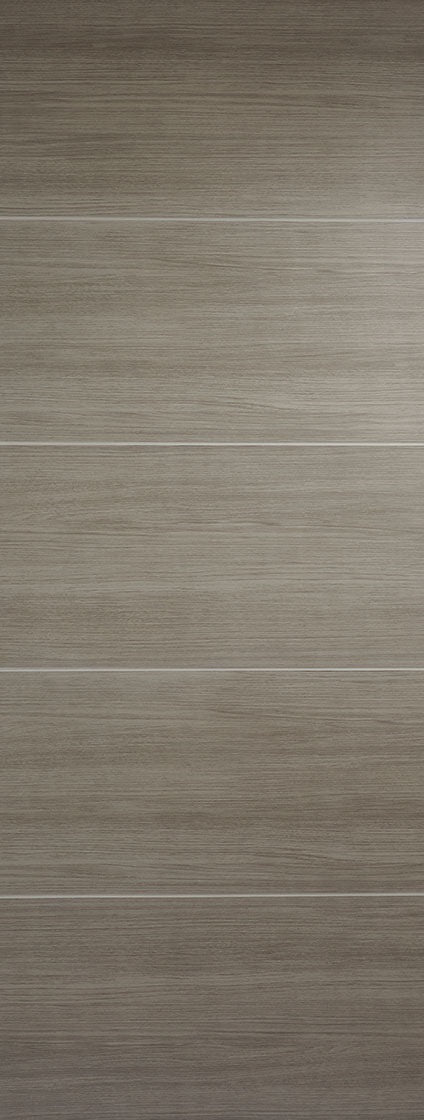 Santador light grey laminate internal door