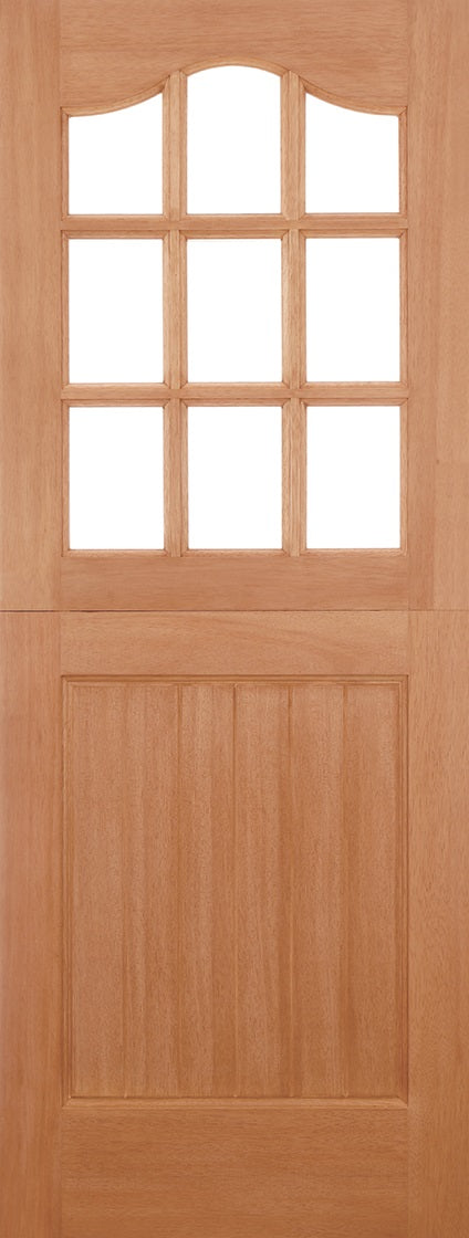 Stable 1 Light Hardwood MT Unglazed