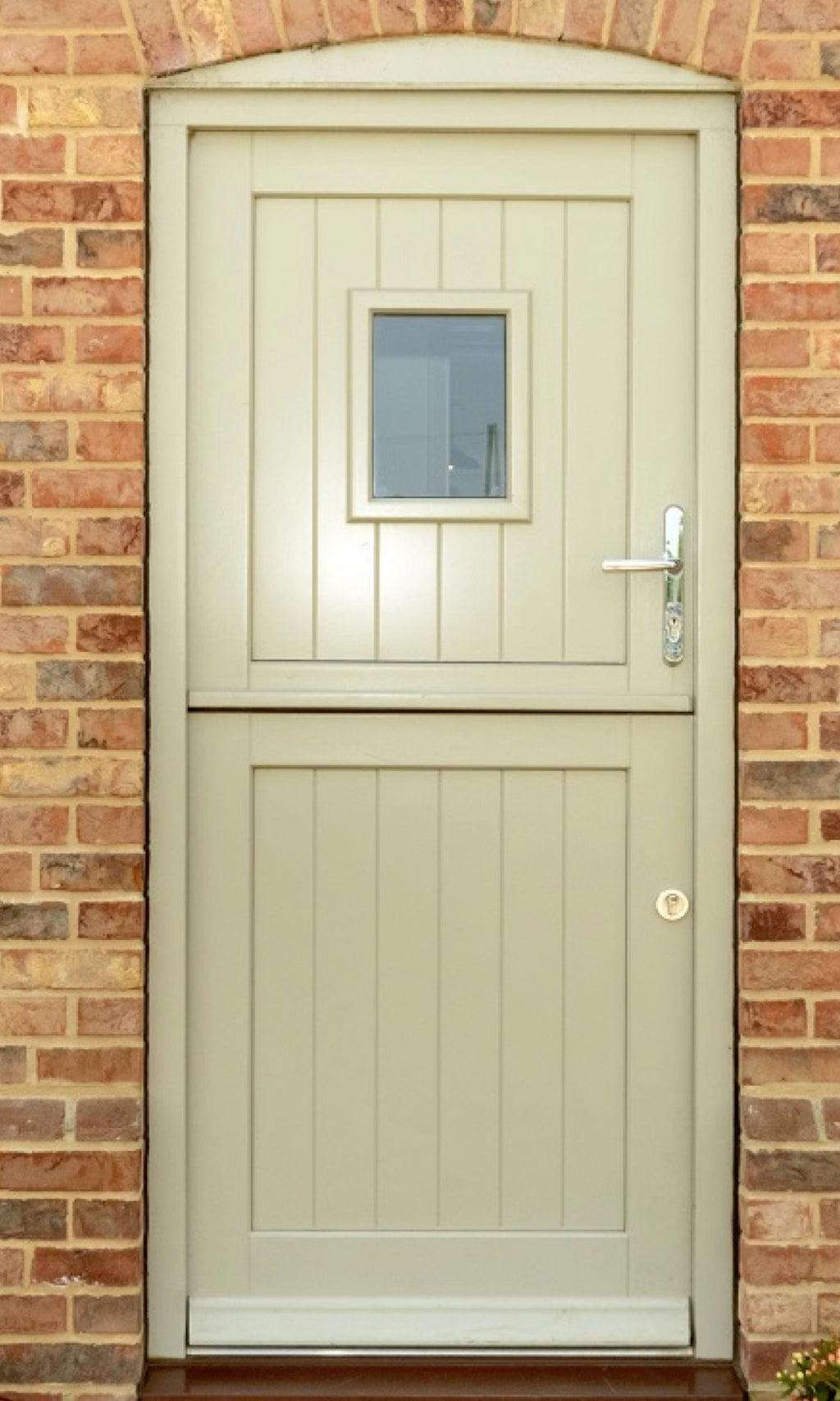 Stable Bespoke external timber door and frame