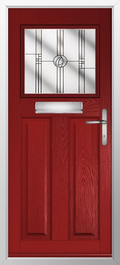 Brescia Glazed Door & Frame