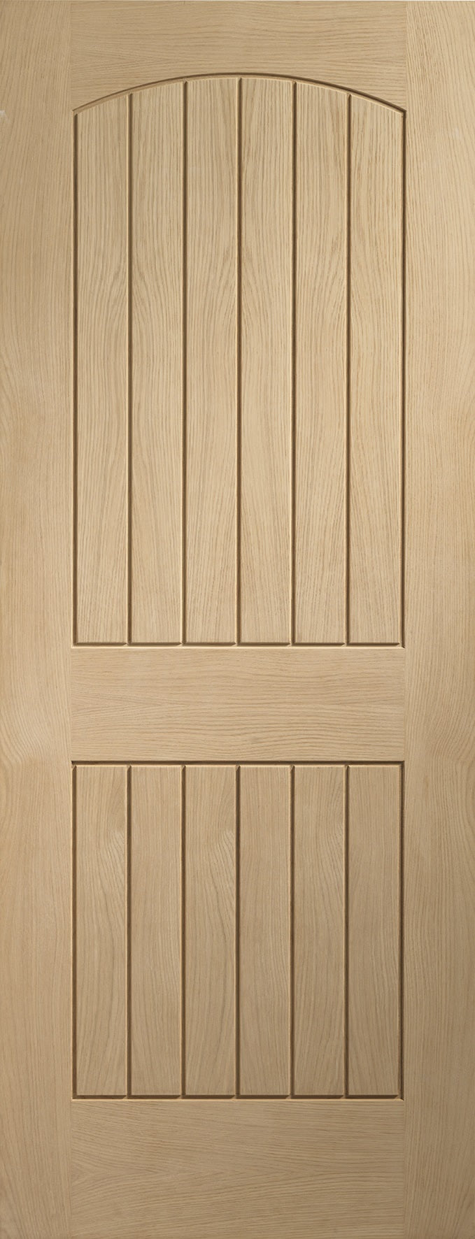 Sussex oak fire door