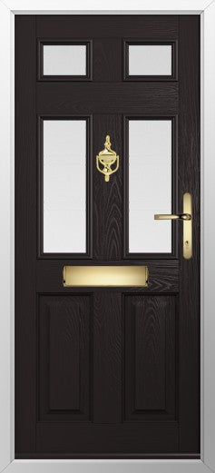 London Glazed Door & Frame