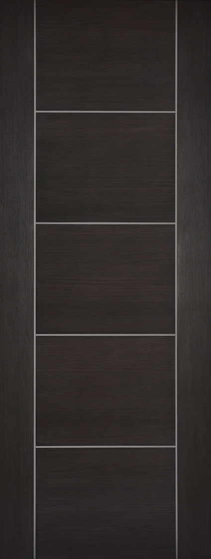 Classical 2 Panel Textured White Moulded Fire Door