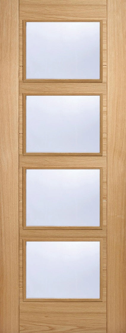 Victorian 4 Panel White Prefinished Fire Door