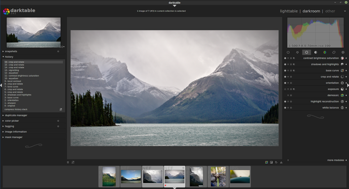 Top 3 completely free raw photo editors!