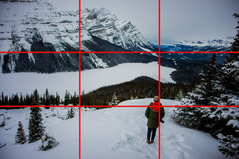 Rule of Thirds overlay