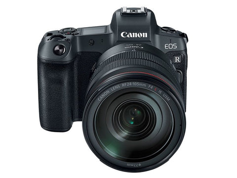 Canon EOS R Product Image