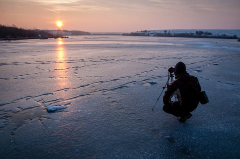 How to keep your camera working in the cold