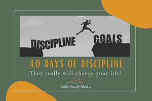 40 Days of Discipline Can Really Change Your Life