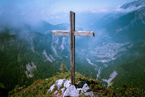 Following Jesus in the Way of the Cross: 5 Keys to Receiving God