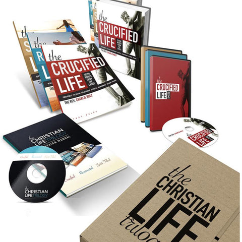 Christian Life Trilogy Campaign Kit - Bible Study Media