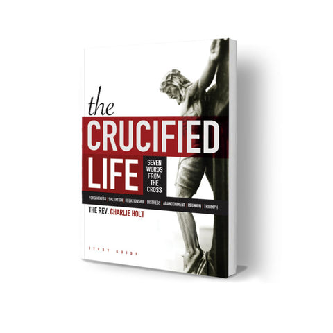 The Crucified Life small group Christian study - Bible Media Study